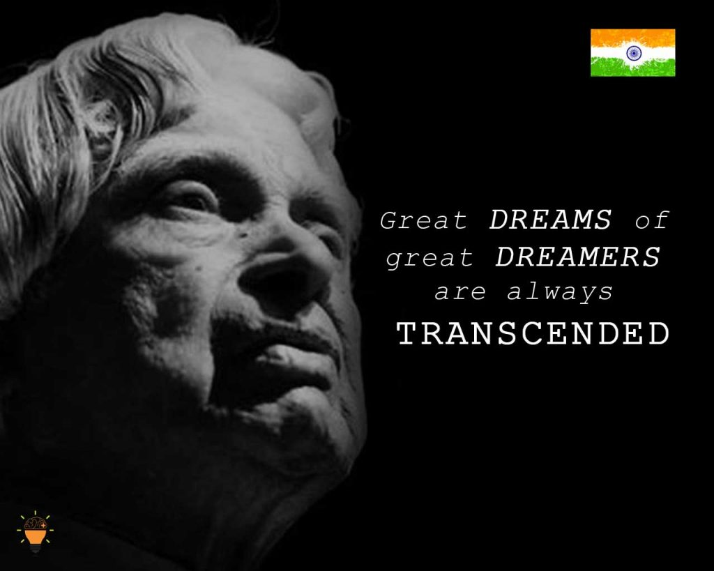 Great Quotes by Dr. A.P.J. Abdul Kalam – Former Indian President   Digital Wissen