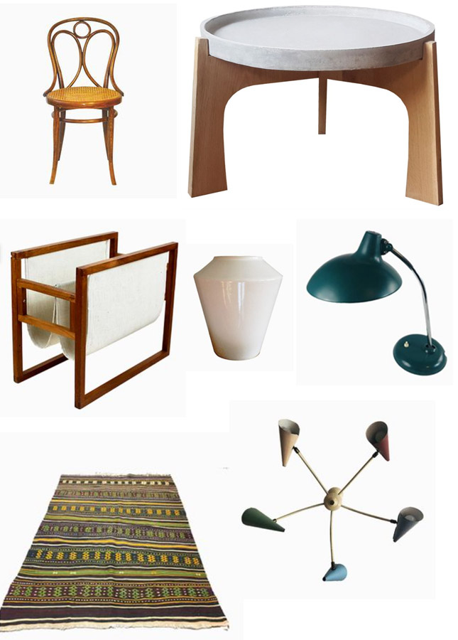 Pamono, vintage furniture, where to buy vintage furniture, interior styling